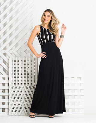 Vestido-Longo-Preto-Listras-Zinzane-012485-01