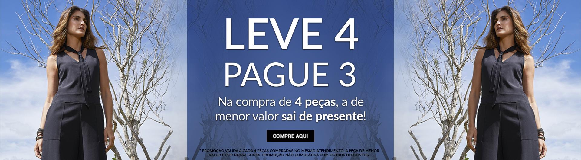 Leve 4 Pague 3