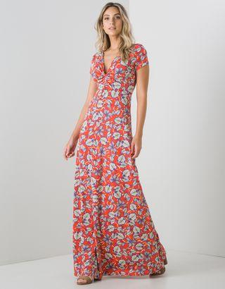 Comprar vestido social rosa