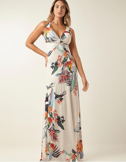 5fa7d9888 Vestidos: Longo, Curto, Midi, Estampando | Fique na Moda | Zinzane