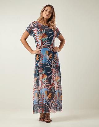 6372dea6f Feminino - Vestidos - Longo M de R$49,99 até R$99,99 – zinzane